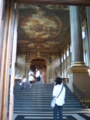 Painted. Hall@The Old Royal Naval College,Greenwich