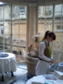 Pump room, Bath Spa