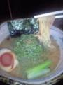 えび味噌麺@浜大津 天下ご麺