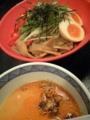 冷やしぶっかけ坦々麺@京都ラーメン小路 麺屋いろは