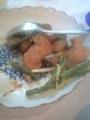 豚肉と黄葱の炒め@リッツカールトン大阪 香桃