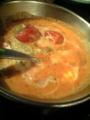 焼きトマトとパニールのクリーミーカレー@ダバ・インディア ○