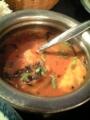 魚のカレー@ダバ・インディア ○