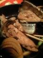 ランチの煮魚@東心斎橋 銀平 ○