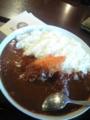京都ライオンカレー@京都拉麺小路 exCafe
