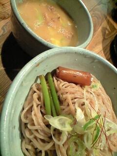 もつつけ麺@四条烏丸 和醸良麺 すがり