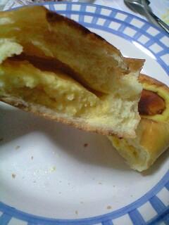 クリームパン@ORENO PAN okumura