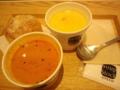 オマール海老のビスク 他 @Soup Stock TOKYO ○