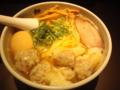 トリュフワンタン麺@六本木 麺屋武蔵 虎嘯