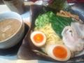 つけ麺大盛り@山科 麺屋 夢人 ○