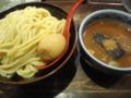 つけ麺@三田製麺所