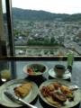 朝食@ホテルオークラ オリゾンテ