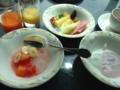 朝食@ホテルオークラ京都 オリゾンテ