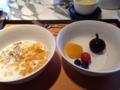 朝食@グランドハイアット東京 グランドクラブ