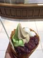 ソフトクリーム@京都駅 SUVACO 中村藤吉京都駅店 NEXT