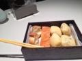 ランチのパン@リッツカールトン京都 ラ・ロカンダ