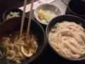 鳴ちゅるうどん、白石温麺@四条 うどん ミュージアム