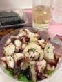 蛸とポテトのサラダ@ヒルトン東京ベイ