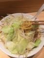 野菜、中@なんば  激流