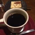 チーズケーキ、コーヒー@祇園四条 CAFE OPAL ◯