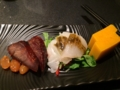 広東焼き物入り冷前菜盛り合わせ@リーガロイヤルホテル 皇家龍鳳 ○