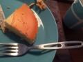 チーズケーキ@那須高原チーズガーデン