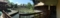 インドネシア ウブドのスターバックス(パノラマ写真)
