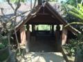 バリ島 バリプリナのカフェ(試飲スペース)
