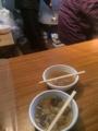 けんちん汁?@膳所 火祭り