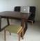 マルキン家具 BISテーブル + unico WYTHEソファ、KURTスツール
