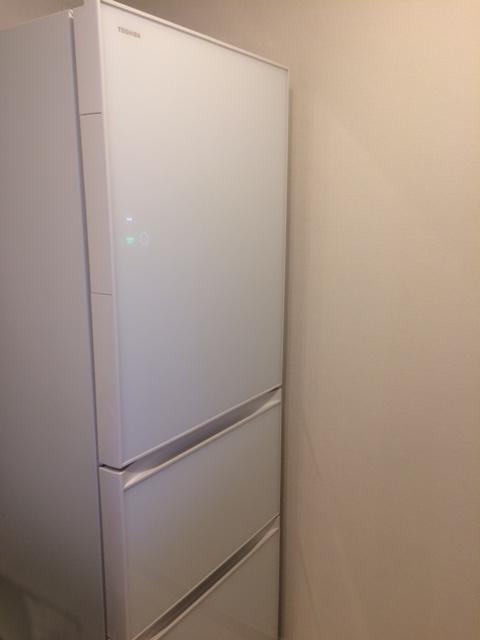 東芝 冷蔵庫 GR-H38S