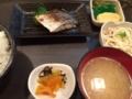焼き魚定食@心斎橋 居酒屋ケンちゃん