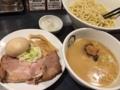 特製つけ麺@紋次郎