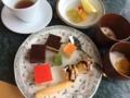 ランチ@琵琶湖ホテル  THE GARDEN