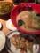 ラーメン、餃子セット@ずんどう屋