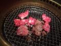 大盛り焼肉定食@心斎橋 黒毛和牛焼肉 一