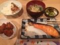 焼き鮭@東心斎橋 ミスマッチ