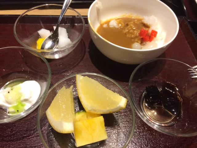朝食@心斎橋グランドホテル