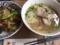 おかずご飯と汁ビーフン@南船場 タワンタイ