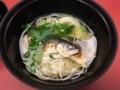 鮎素麺@ロイヤルオークホテル 吉野