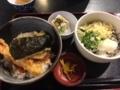 天丼と蕎麦@南船場 大乃家
