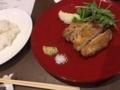 鶏肉の炭火焼@心斎橋 ダイニングTSURU