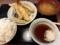 天ぷら定食@なんば  たろじろう