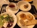 朝食@ウェスティン都ホテル京都 アクアブルー