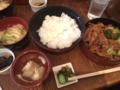 豚肉の生姜焼き@心斎橋 カナール