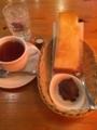 紅茶とモーニング@コメダ珈琲