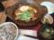 チキンの味噌カツ煮@大戸屋