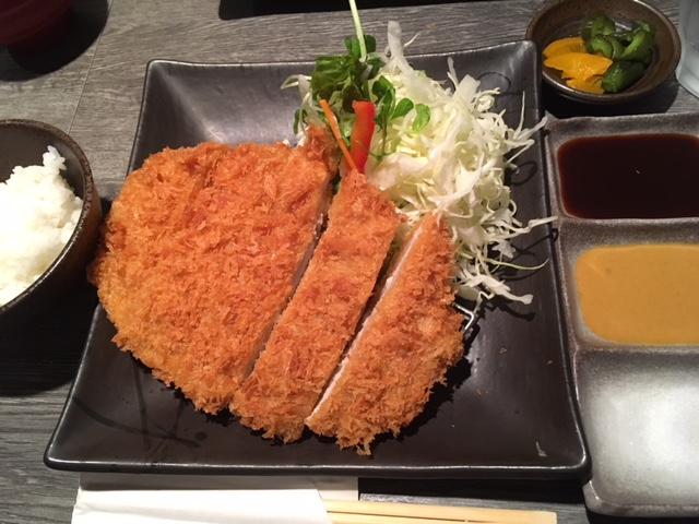 わらじ豚カツ@東心斎橋 大喜