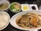 肉団子と野菜の醤油炒め@長堀橋 円