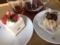 ケーキ@びわこ大津プリンスホテル ポートニオ
